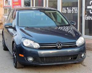 2010 Volkswagen Golf Sportline/5SPEED/SUNROOF/POWER GROUP
