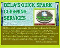 Excellent DETAILED CLEANING service..Contract/One-time Cleaning