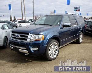 2016 Ford Expedition Max 4x4 4dr Platinum