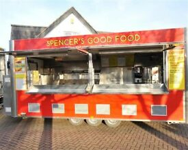 MOBILE CATERING UNIT REF: 147725