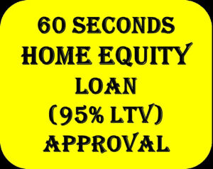 1st, 2nd or 3rd Mortgages, up to 95% of your home value.