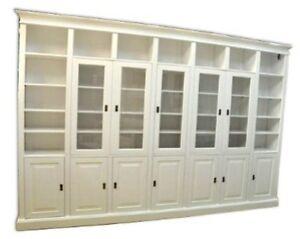 wohnzimmerschrank landhausstil m bel ebay. Black Bedroom Furniture Sets. Home Design Ideas