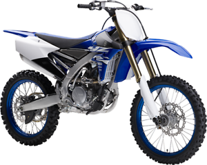 2018 YAMAHA - YZ250F MOTOCROSS