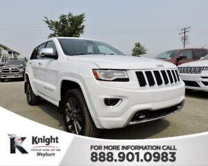 2014 Jeep Grand Cherokee Overland Back-Up Cam Heated Leather Rem