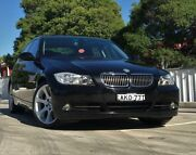 2005 BMW 325I E90 Steptronic Black 6 Speed Sports Automatic Sedan Kings Park Blacktown Area Preview