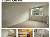 1 Bed unfurnished Apartment - heat and hot water INC NW8