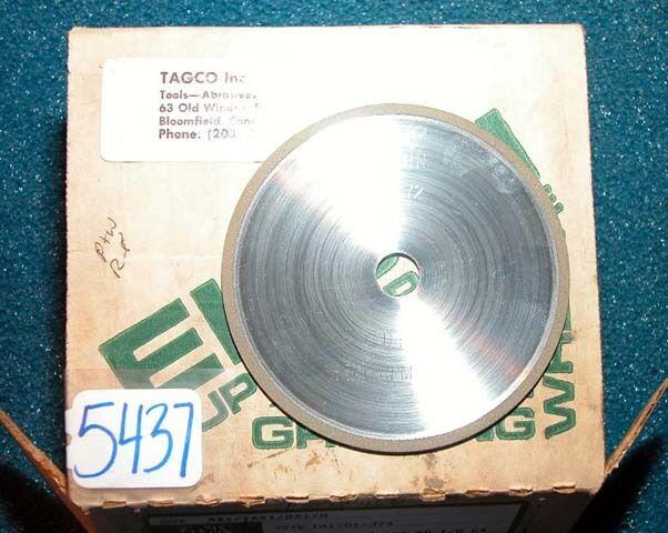 ELGIN Wheel IAI-01-374 (Inv. 5437)