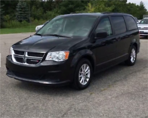 2016 Dodge Caravan Apply Today!! Drive Today!