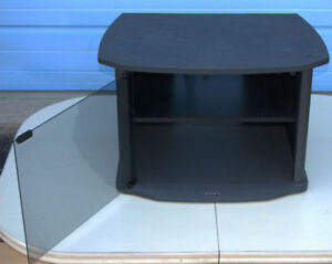 2 Sony Stands - Swivel TV Stand and Stereo Stand