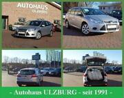 Ford Focus Turnier Trend 1.6 TDCi/Klima/SR+Win.R/1.Hd