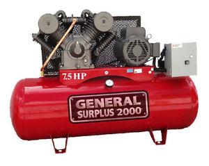 Compresseur 80 gallons par cher neuf.