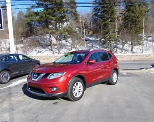 2014 NISSAN ROGUE AWD LOADED! SUNROOF, CAMERA, REDUCED TO SELL!