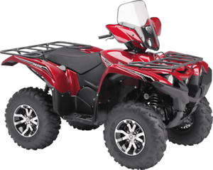 YAMAHA GRIZZLY 700 EPS LE