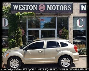 2010 Dodge Caliber SXT*4CYL*UNBELIEVABLE SHAPE*100% APPROVED!