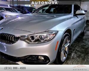 ***2017 BMW 430 XI***AWD/NAVI/COMME NEUVE/514-994-4887