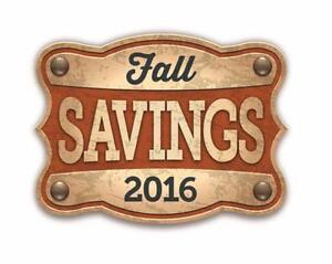 Stihl Accessories Fall Savings Event
