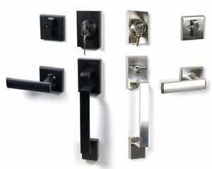 Residential Front Entry door handleset lockset BRAND (NEW!)