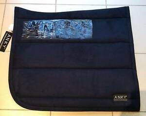 ANKY Navy Dressage Full Size Saddlecloth Waratah Newcastle Area Preview