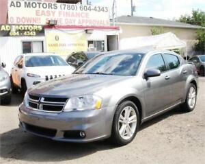 """NO ACCIDENT/REMOTE START""  2012 DODGE AVENGER SXT AUTO LOADED!"