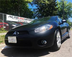 2006 MITSUBISHI ECLIPSE GT ***NO ACCIDENTS***LEATHER LOADED!