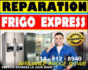 FRIGO FRIGIDAIRE AC FRIDGE THERMOPOMPE SERVICE REPAIR REPARATION