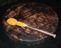 "18"" Hand Drum with drum stick"