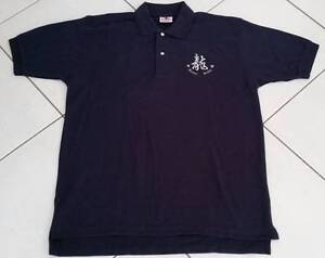 Mens Hong Kong Dark Blue 100% Cotton Polo Shirt - Size Large Brisbane City Brisbane North West Preview