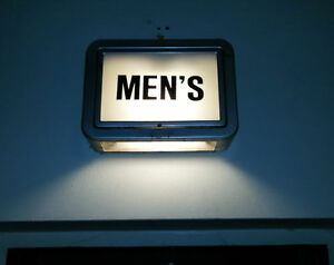 VINTAGE POP CULTURE MENS BAR MAN CAVE LIGHT