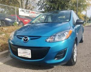 2011 MAZDA2 MAZDA 2 HATCHBACK GS ++CONVENIENCE PKG
