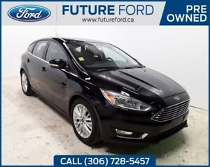 2018 Ford Focus Titanium | POWER MOONROOF | NAVIGATION