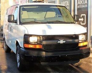 2011 Chevrolet Express Cargo Van/1500/shelves