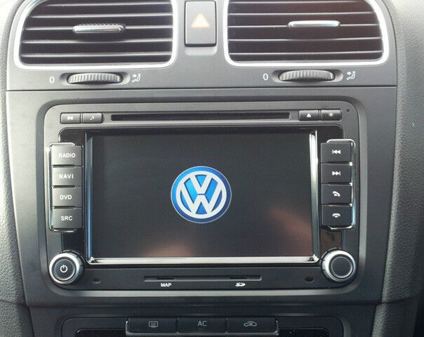 Brand New Vw Sat Nav Android Bluetooth Car Stereo Dvd Golf Mk5 Mk6 Rhgumtree: Vw Volkswagen Golf Mk5 Radio At Gmaili.net