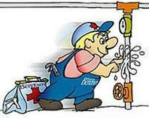 PLUMBER -- SERVICES -- QUALITY WORK