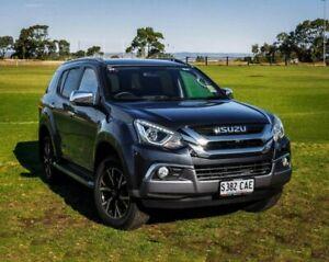 2019 Isuzu MU-X MY19 LS-T Rev-Tronic Grey 6 Speed Sports Automatic Wagon Christies Beach Morphett Vale Area Preview