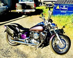 MINT.LOW.KM-YAMAHA V-STAR 650~NEW PRICE~$3800firm