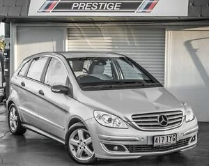 2005 Mercedes-Benz B200 245 Silver Continuous Variable Hatchback Albion Brisbane North East Preview
