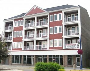 CONDO WITH UNDERGROUND HEATED PARKING! Downtown Sylvan Lake
