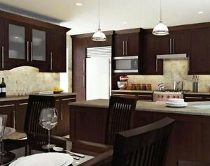 Warehouse Direct Sell Solid Wood Kitchen Cabinets Kitchener / Waterloo Kitchener Area image 5
