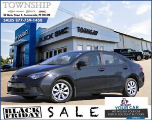 2016 Toyota Corolla - $9/Day! - Automatic - Air Conditioning