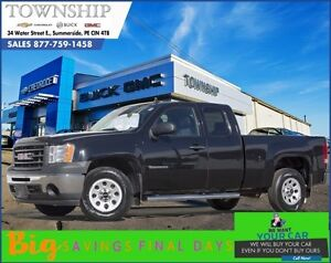 2013 GMC Sierra 1500 Work Truck - Automatic - Air Conditioning