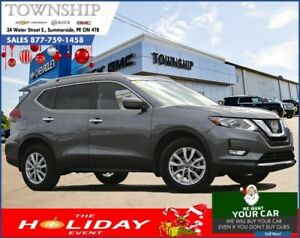 2017 Nissan Rogue SV - Sunroof - AWD - Factory Warranty