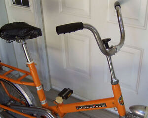 Portable (Folding) Bike in excellent condition. Made in Germany.