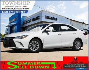 2016 Toyota Camry - $10/Day! - Automatic - Cloth - Loaded!