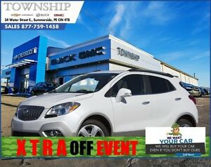 2016 Buick Encore Leather - All Wheel Drive - 1 Owner!!