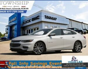 2017 Chevrolet Malibu Premier - $15/Day! - Heated Seats - Heated