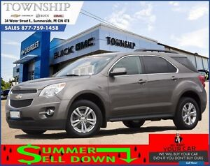 2012 Chevrolet Equinox LT w/1LT - $8/Day! - Heated Front Seats -