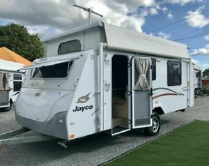 2012 Jayco Discovery Pop Top Springwood Logan Area Preview
