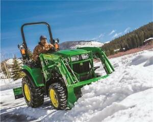 PRICED BELOW COST! NEW 2017 2038R JOHN DEERE TRACTOR WITH LOADER