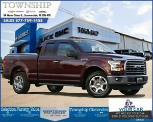 2015 Ford F-150 XLT - 4WD - 1 Owner