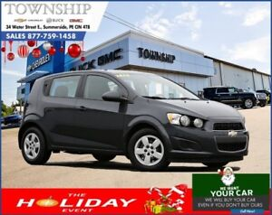 2014 Chevrolet Sonic LS - $6/Day! - Automatic - Hatchback - A/C!